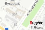 Схема проезда до компании Управление механизации №3 в Белгороде