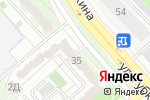 Схема проезда до компании О`ШАРование в Белгороде