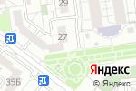 Схема проезда до компании Ясные Зори в Белгороде