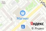 Схема проезда до компании Доступный займ в Белгороде