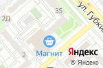 Схема проезда до компании Мак Дак в Белгороде