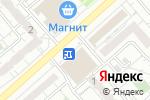 Схема проезда до компании +7 в Белгороде