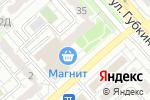 Схема проезда до компании Искушение в Белгороде