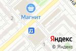 Схема проезда до компании Дары океанов в Белгороде