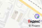 Схема проезда до компании ТеплоГрад в Белгороде