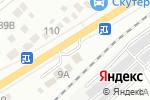 Схема проезда до компании Автосервис в Белгороде