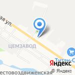 Кафе на карте Белгорода