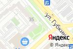 Схема проезда до компании Живая рыба в Белгороде