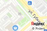 Схема проезда до компании Клеопатра в Белгороде