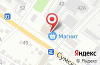 Схема проезда до компании Эвкалипт в Белгороде
