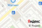 Схема проезда до компании Магазин продуктов в Белгороде