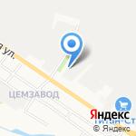 Стандарт-Энерго на карте Белгорода