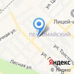 Printer OK на карте Белгорода