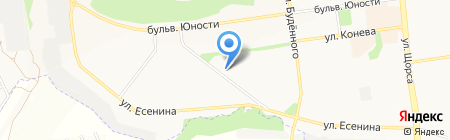 Магазин разливного пива на карте Белгорода