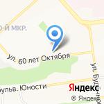 Шик на карте Белгорода