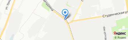 Краски Квил на карте Белгорода