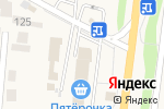 Схема проезда до компании ААА ЭНЕРГИЯ в Северном