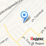 ГРАНЬ на карте Белгорода