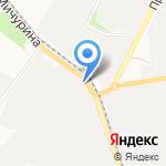 Рабочий стиль на карте Белгорода