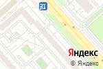 Схема проезда до компании Сварком в Белгороде
