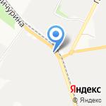 АТМ-Техно на карте Белгорода