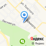 Детский сад №39 комбинированного вида на карте Белгорода