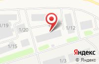 Схема проезда до компании Водпромтех в Северном-Первом