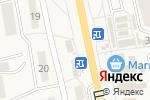 Схема проезда до компании Дуняша в Северном