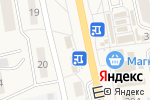 Схема проезда до компании Магазин женской одежды в Северном