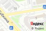 Схема проезда до компании ИТАЛОН КЕРАМИКА в Белгороде