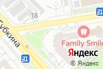 Схема проезда до компании ОРТОМАР в Белгороде