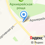 Кухни Беларуси на карте Белгорода