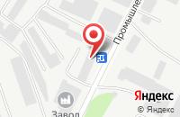 Схема проезда до компании Надес в Белгороде