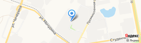 ПРИОРИТЕТ на карте Белгорода