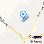 АвтоКлимат+ на карте Белгорода