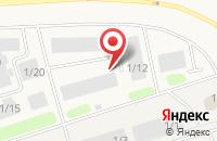 Схема проезда до компании Фасадная компания ВИД в Северном-Первом