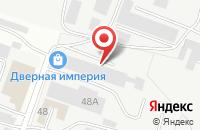 Схема проезда до компании QMax в Белгороде