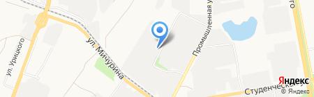БелСтройВысоты на карте Белгорода