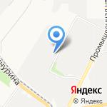 Надес на карте Белгорода
