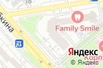 Схема проезда до компании Мебельные решения в Белгороде