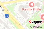 Схема проезда до компании Клубок в Белгороде