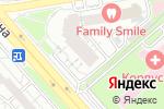 Схема проезда до компании Буланжери №1 в Белгороде