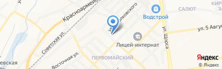 Моя семья на карте Белгорода
