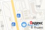 Схема проезда до компании Кнопка в Северном