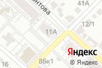 Схема проезда до компании Чистюля в Белгороде