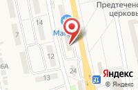 Схема проезда до компании Мастерская по ремонту обуви в Северном