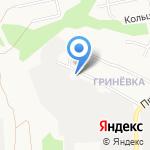 Антарес Стройсервис на карте Белгорода