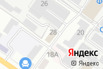 Схема проезда до компании БелЭталонСтрой в Белгороде