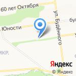 LanBel на карте Белгорода