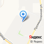 Лидер-Строй на карте Белгорода